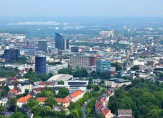 Město Dortmund v Porúří v Německu | tupungato/123RF.com