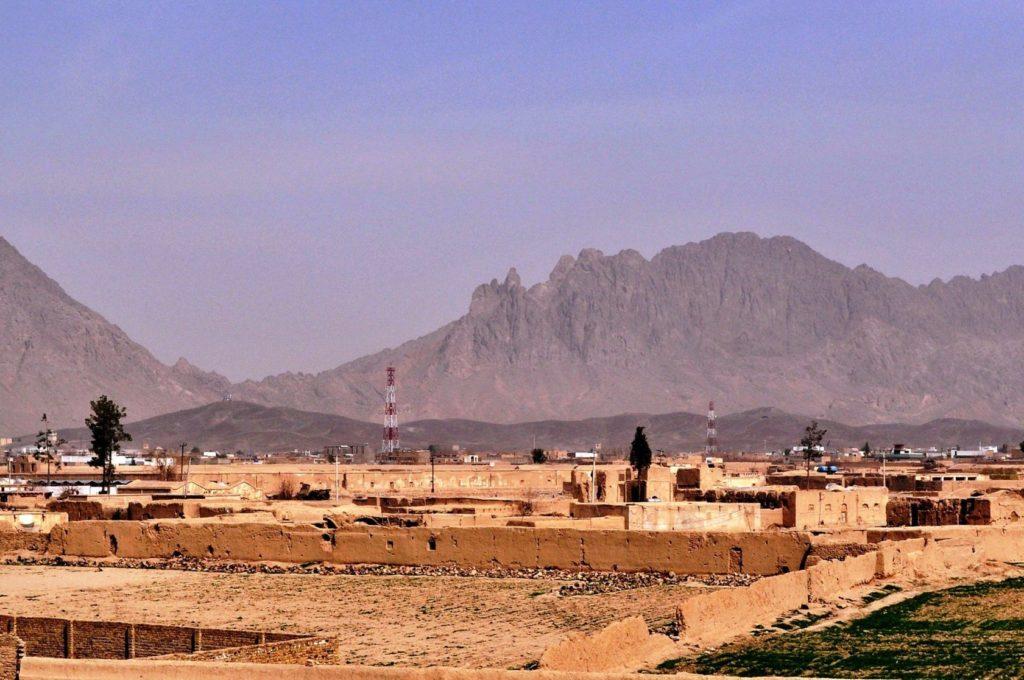 Město Khandahar v Afghánistánu | muchl8ter/123RF.com
