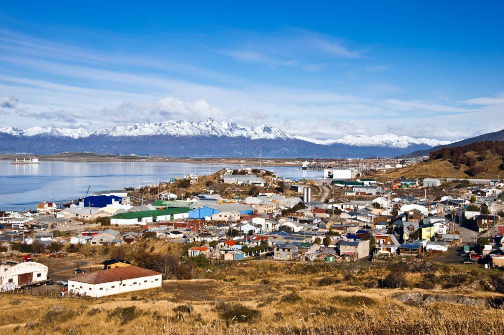 Město Ushuaia v Argentině | xura/123RF.com