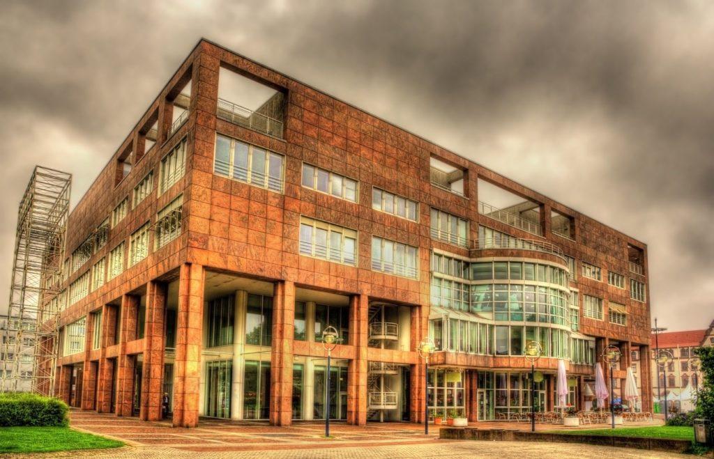 Městská radnice v Dortmundu | elec/123RF.com