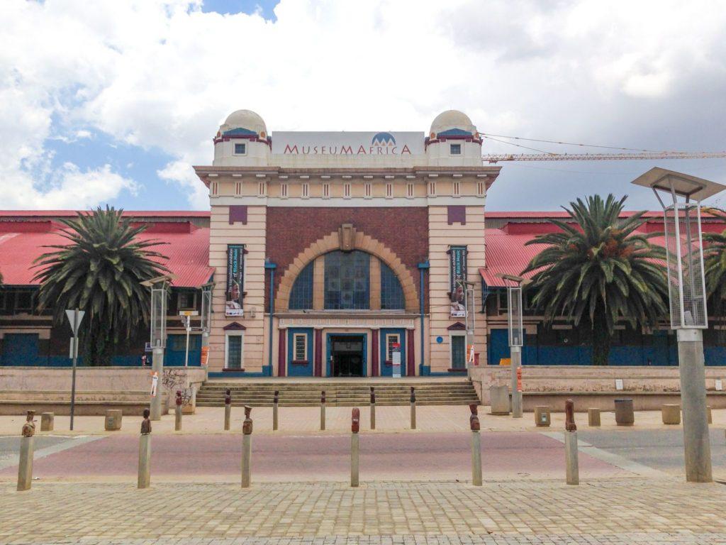 Museum Africa v Johannesburgu | demerzel21/123RF.com