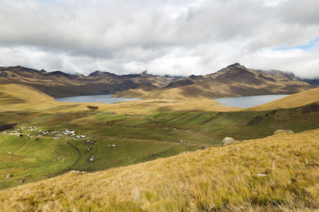 Národní park Sangay v Ekvádoru | ammit/123RF.com