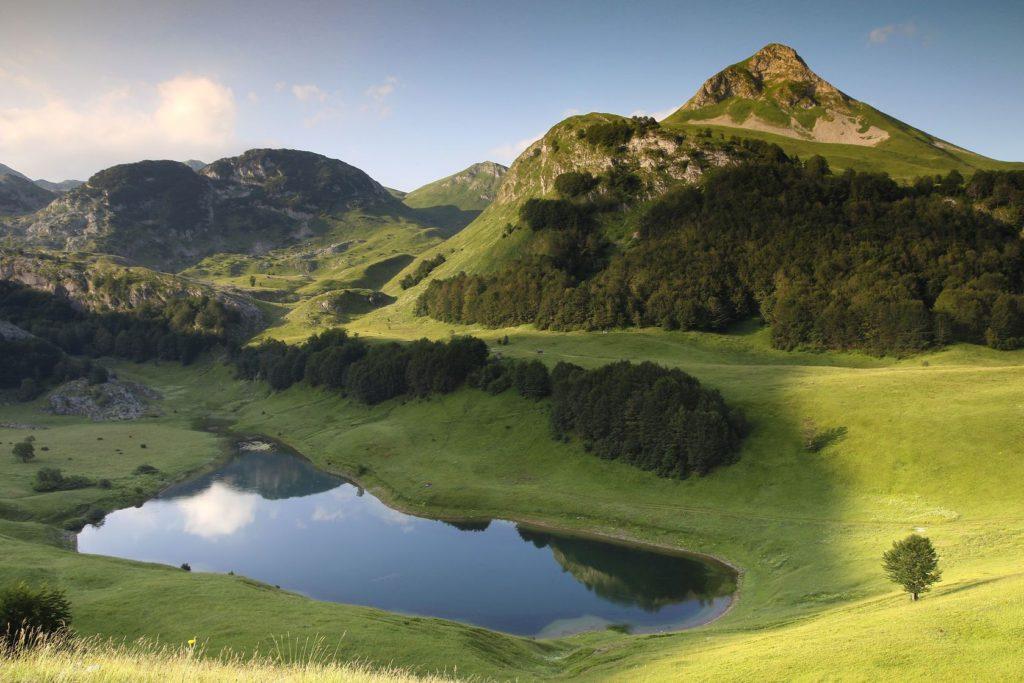 Národní park Sutjeska v Bosně a Hercegovině | geki/123RF.com