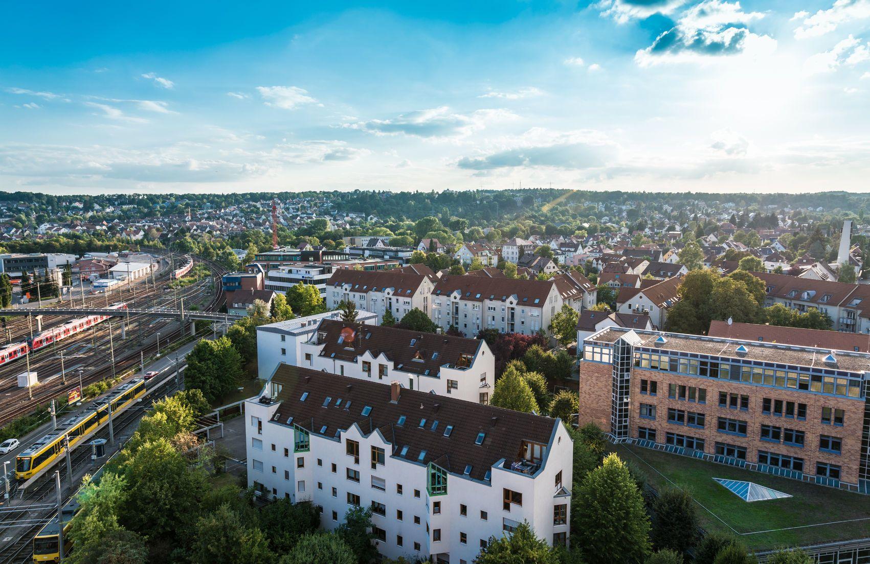 Německé město Stuttgart | iloveotto/123RF.com