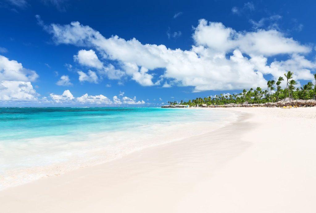 Pláž Bavaro v Punta Cana v Dominikánské republice | pretoperola/123RF.com