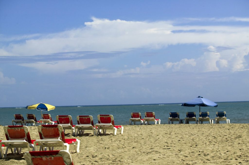 Pláž Cabarete v Dominkánské republice | designpics/123RF.com