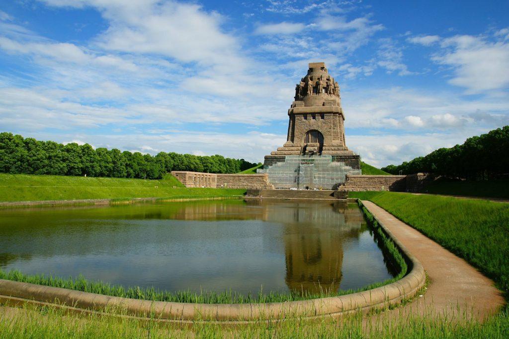 Pomník Bitvy národů u Lipska | don57/123RF.com