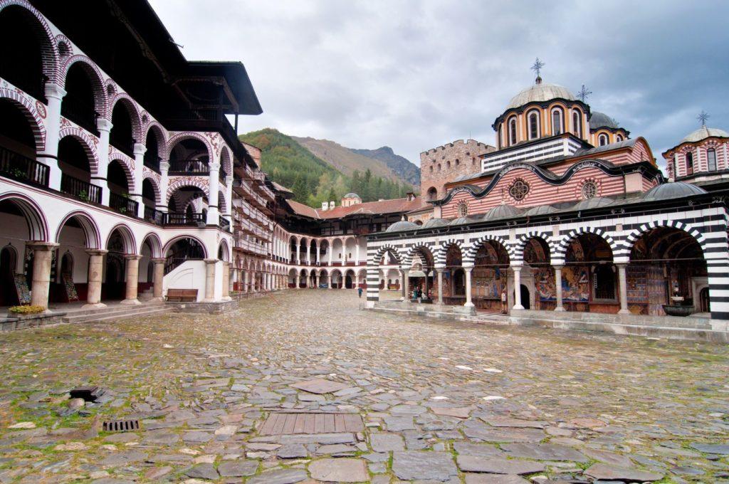 Rilský klášter v Bulharsku   mtr/123RF.com