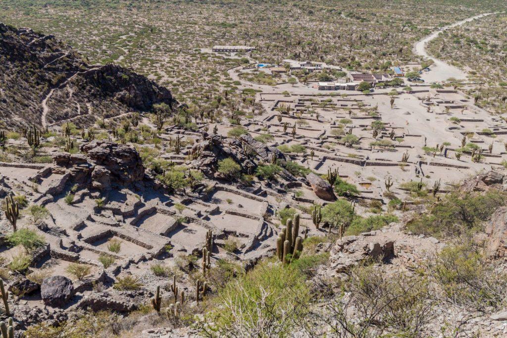 Ruinas de Quilmes v Argentině | mathess/123RF.com