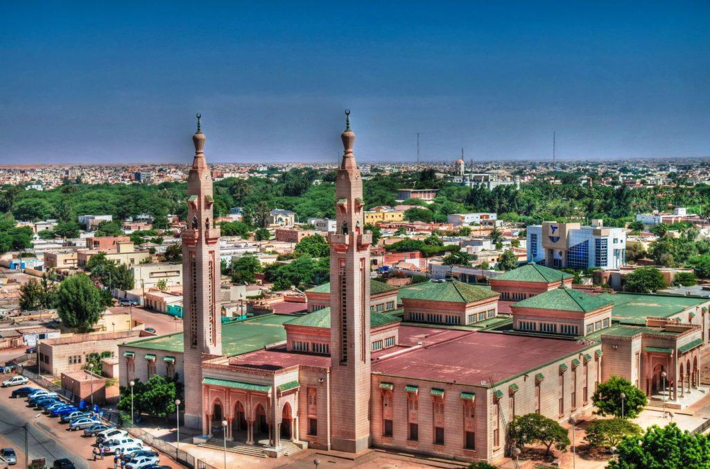 Saúdská mešita ve městě Nuakšott | homophoticus/123RF.com