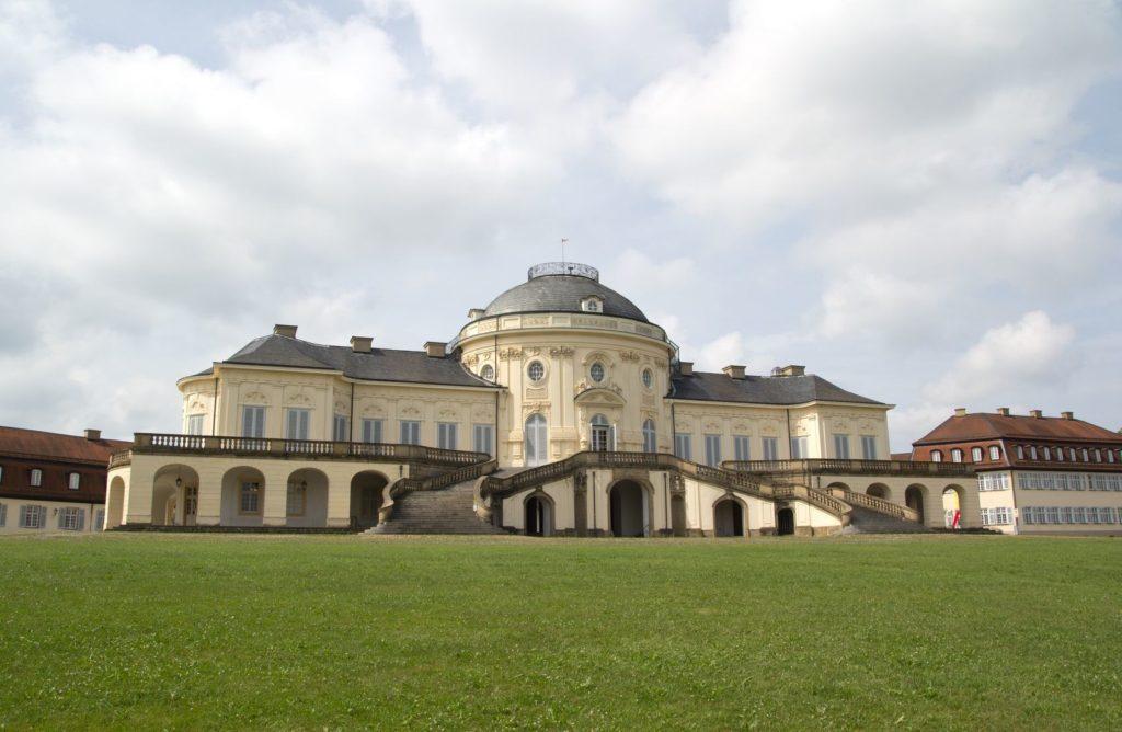 Schloss Solitude ve Stuttgartu v Německu | robwilson39/123RF.com