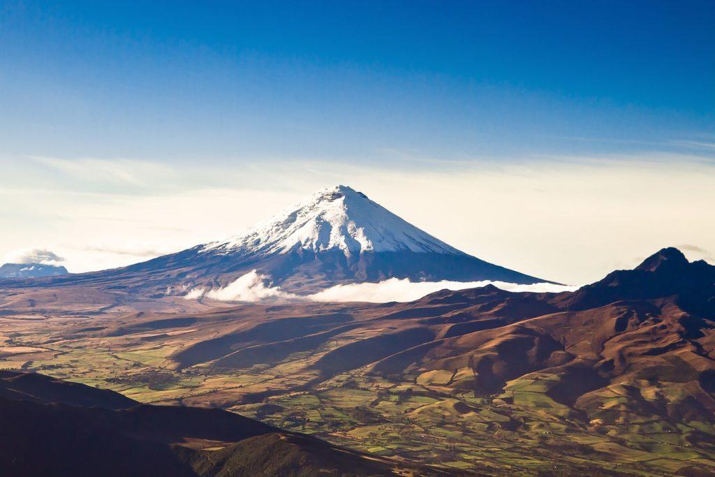 Sopka Cotopaxi v Ekvádoru | pxhidalgo/123RF.com