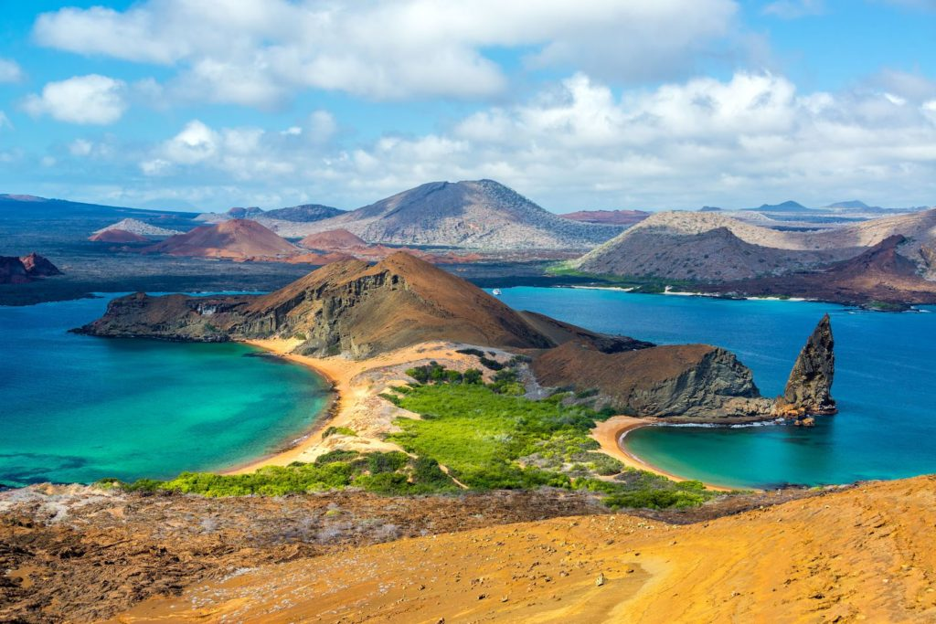 Souostroví Galapágy v Ekvádoru | jkraft5/123RF.com