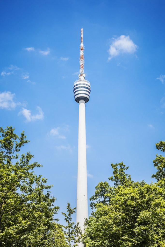 Stuttgartská televizní věž | markusgann/123RF.com