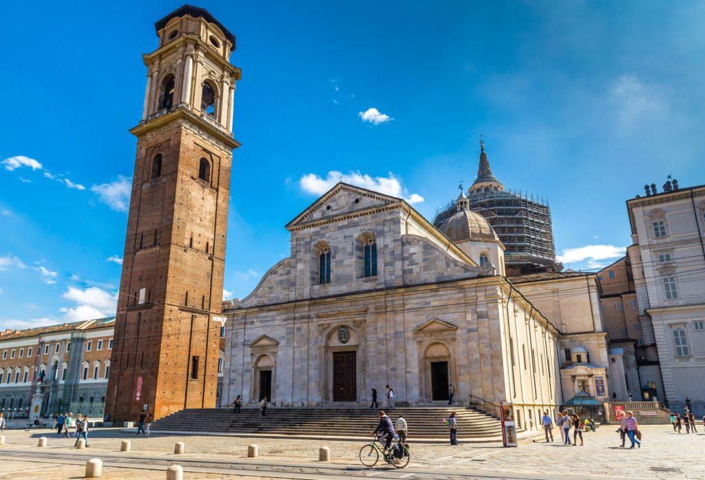 Turínská katedrála v Itálii | zmphoto/123RF.com