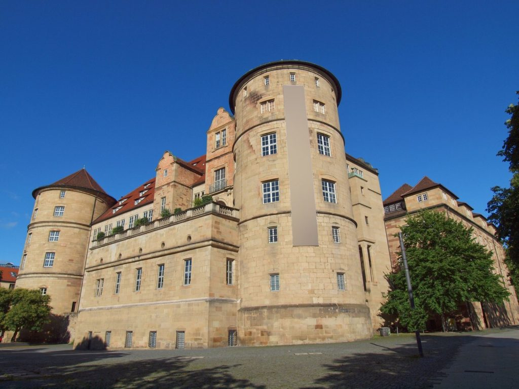 Zámek Altes Schloss ve Stuttgartu | claudiodivizia/123RF.com