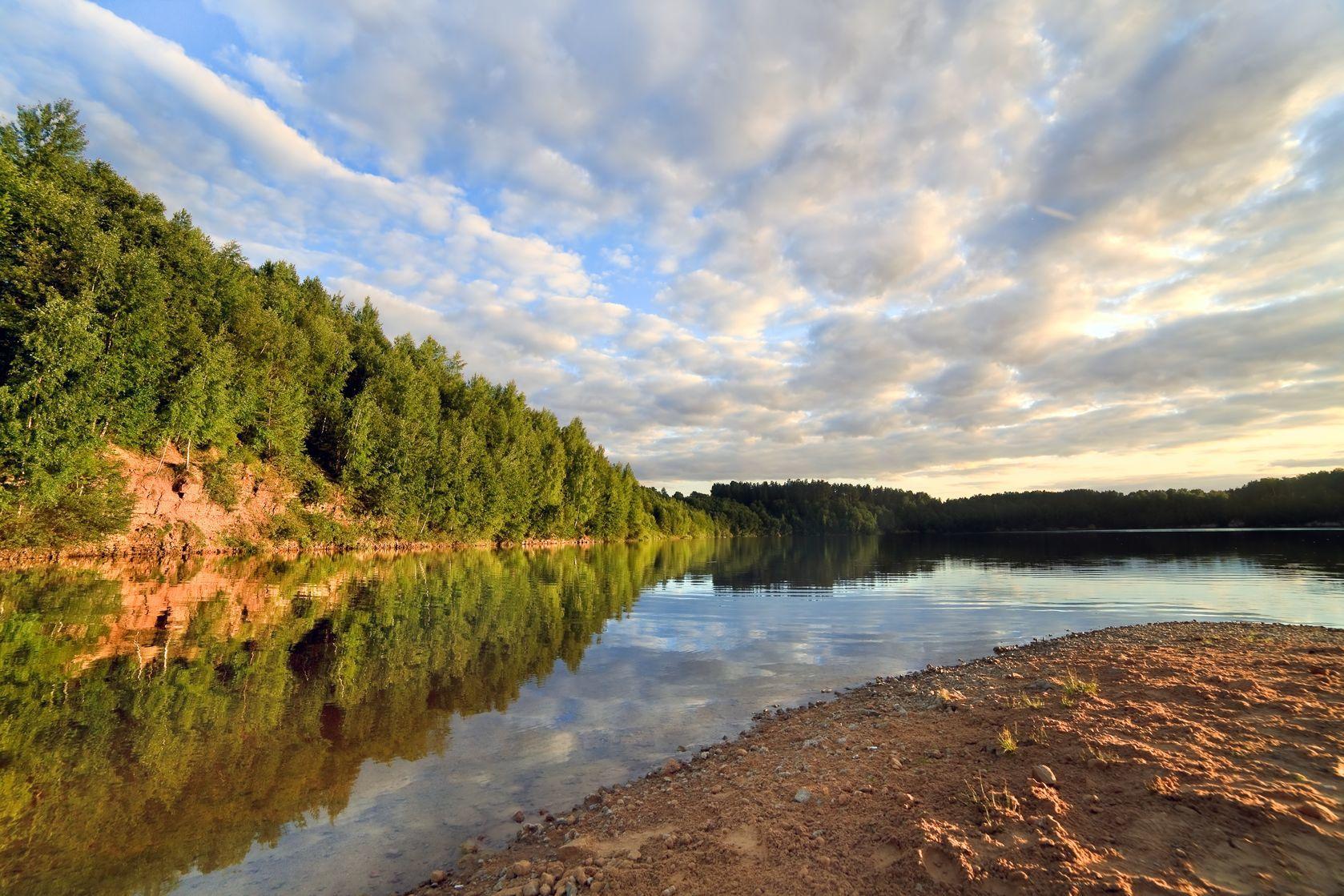 Jezerní krajina v Bělorusku | balaikin/123RF.com