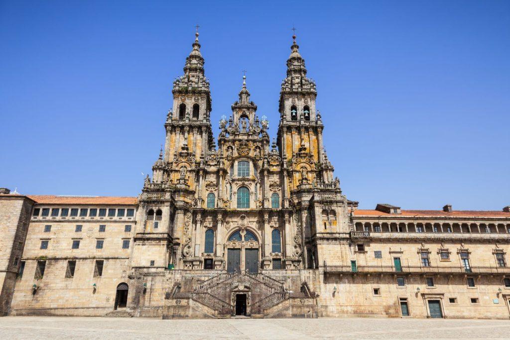 Katedrála svatého Jakuba v Santiago de Compostela | jiss/123RF.com