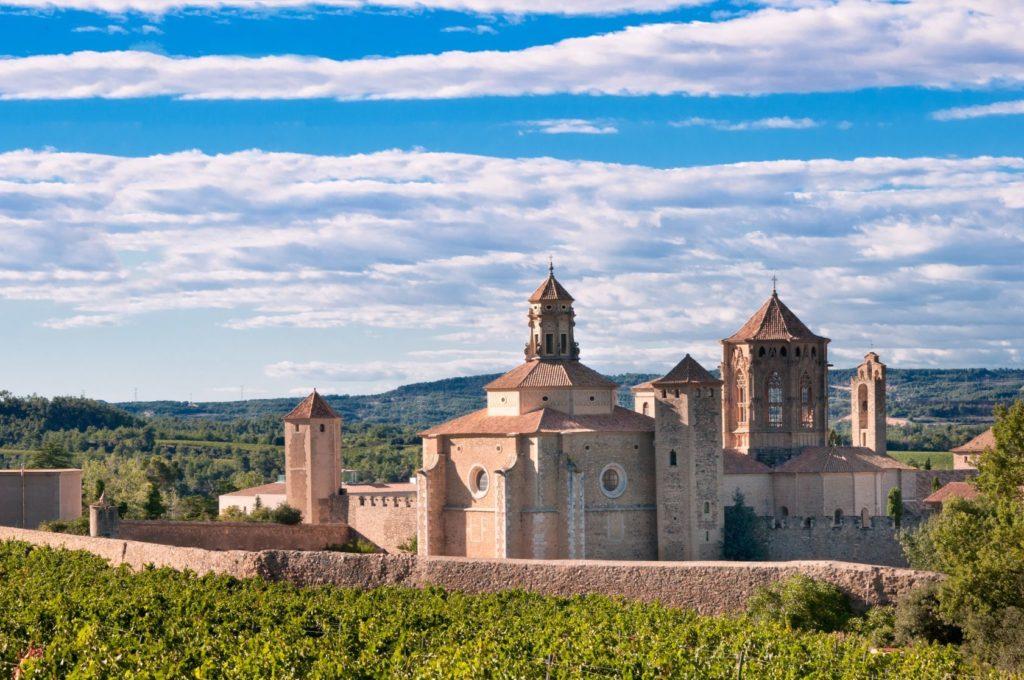 Klášter Poblet ve Španělsku | innocent/123RF.com