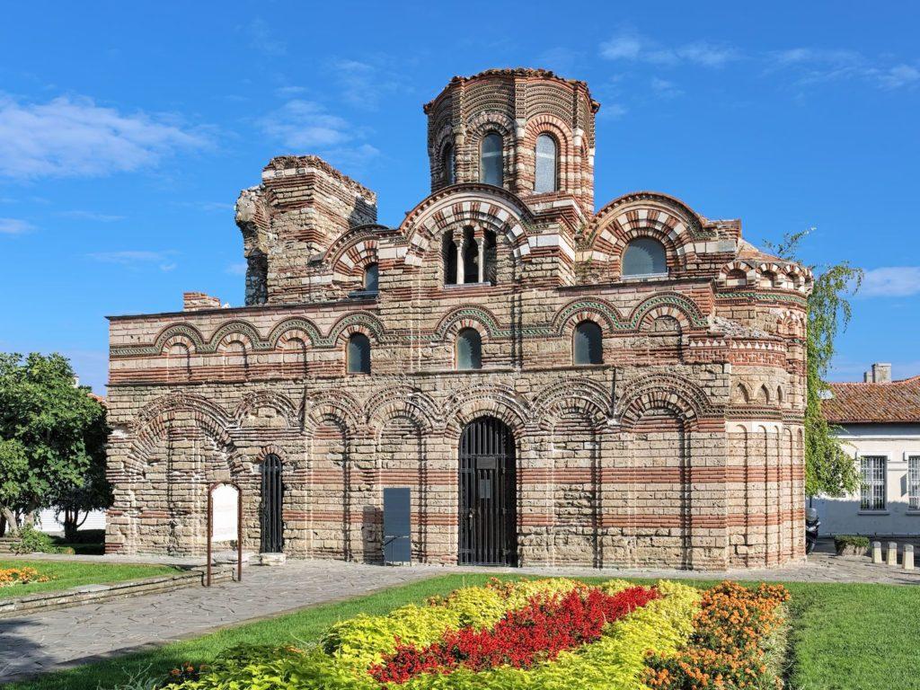 Kostel Krista Pantokratora v Nesebaru | klug/123RF.com