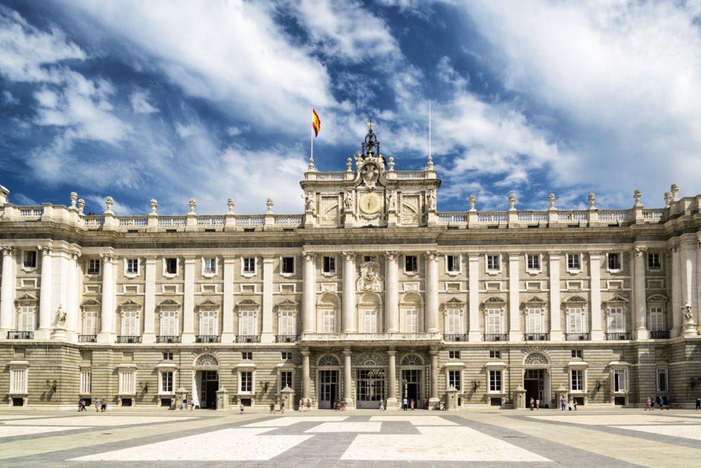 Královský palác v Madridu | efired/123RF.com