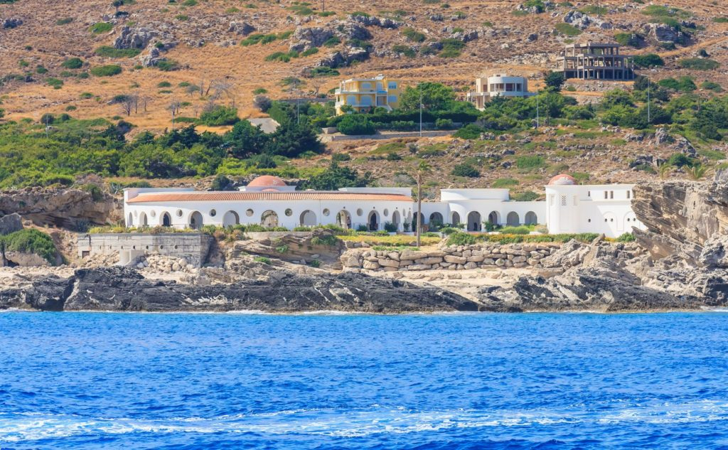 Lázně Kalithea na Rhodosu   nikolpetr/123RF.com