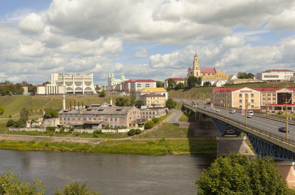 Město Grodno v Bělorusku | sergeiafanasev/123RF.com