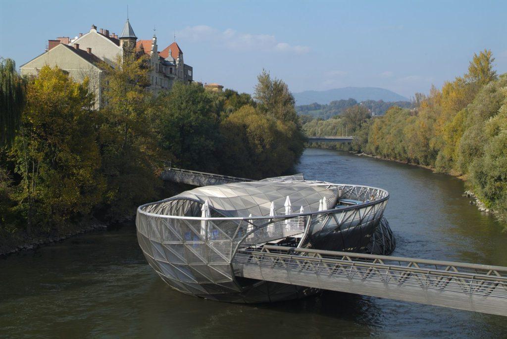 Murinsel v Grazu | fritzifoto/123RF.com