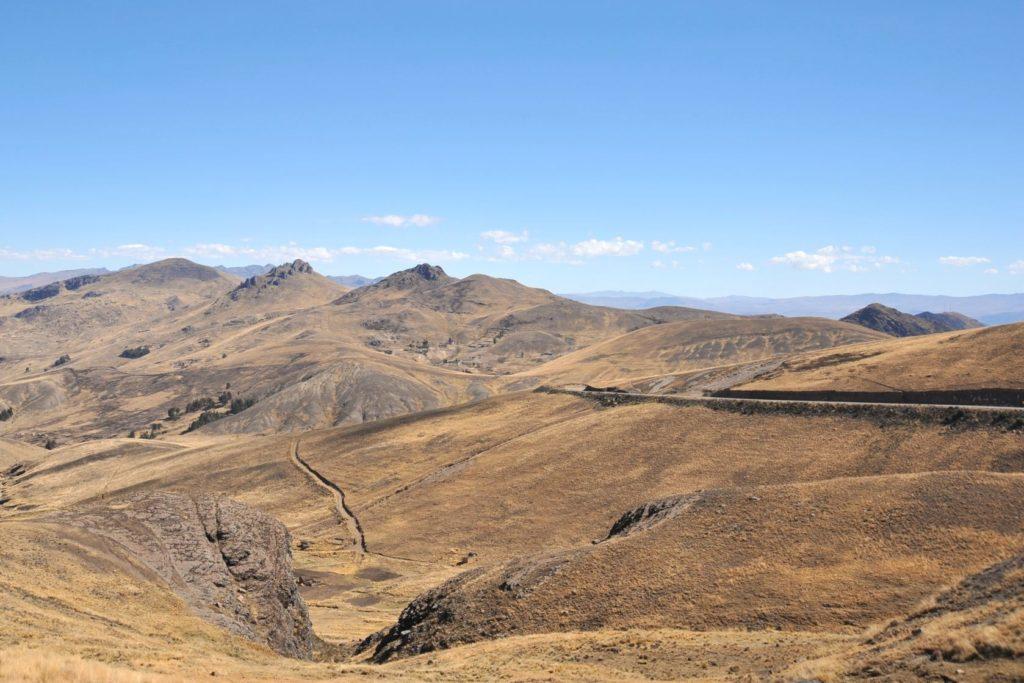 Náhorní plošina Altiplano v Bolívii | fotovlad/123RF.com