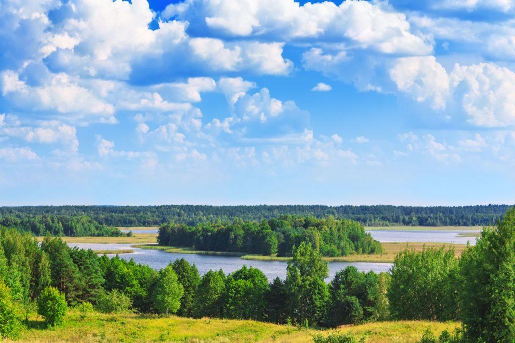 Národní park Braslavská jezera v Bělorusku | alexvav/123RF.com