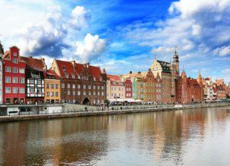 Panorama polského města Gdaňsk | wajan/123RF.com