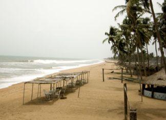 Pláž v Beninu | isselee/123RF.com