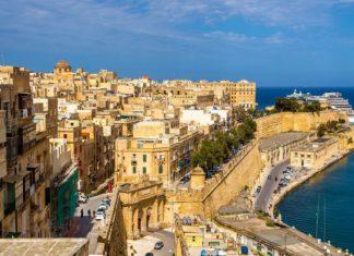 Pohled na historické centrum města Valletta | elec/123RF.com