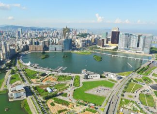 Pohled na Macao | leungchopan/123RF.com