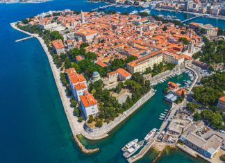 Staré město Zadar v Chorvatsku | dbajurin/123RF.com