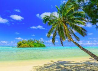 Tropický ráj na Cookových ostrovech | sorincolac/123RF.com