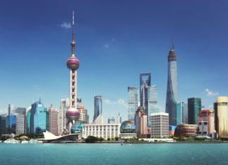 Panorama Šanghaje | iakov/123RF.com